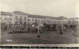 Zürich - Aufgebot Gegen Bolschewikis 1918 - ZH Zürich