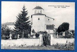Aulnois En Perthois  / Vue Sur L'Eglise - Spincourt