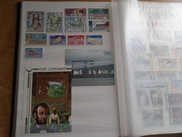 Album AA  / Collection De Timbres Du COMORES Tous Neuf ** Sans Charnière MNH  Superbe - Comoros