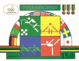 Turkmenistan Hb 2 - Turkmenistán