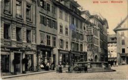Luzern - Weinmarkt - LU Lucerne