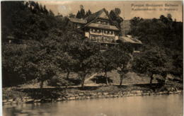 Kastanienbaum - Pension Bellevue - LU Lucerne