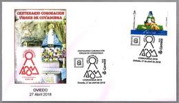 Centenario Coronacion VIRGEN DE COVADONGA. Oviedo, Asturias, 2018 - Cristianismo
