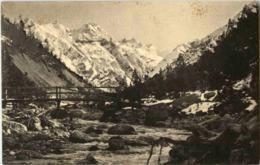 Val Cluoza - GR Grisons