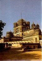 INDE. Carte Postale écrite. La Martiniere College, Lucknow. - India
