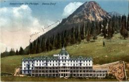 Davos - Sanatorium Dr. Philippi - GR Grisons