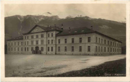 Chur - Kaserne - GR Grisons
