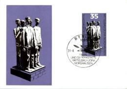 DDR - Maximum Card - [6] Democratic Republic