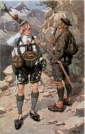 Bergsteiger - Humor
