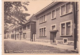 Ronse, Renaix, Sancta Maria, Huis Van E.H. Directeur Et Ingangsgebouw (pk53078) - Renaix - Ronse