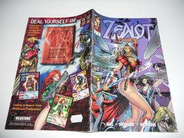 ZEALOT (1995 Series) N°1 NEWSSTAND Near Mint Comics Book EN V O - Magazines