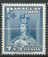 Paraguay   Yvert N°  418 **    - Ai 27010 - Paraguay