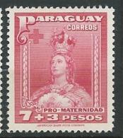 Paraguay   Yvert N°  417  *    - Ai 27011 - Paraguay