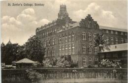 Bombay - St. Zaviers College - India