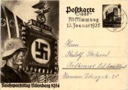 Reichsparteitag Nürnberg 1934 - Guerre 1939-45