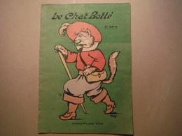 Le Chat Botté - Imagerie Pellerin Epinal - Matéja - Books, Magazines, Comics