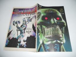 Warlock 5 (Aircel) N°5 1987 Fn Stock Image En Vo - Magazines