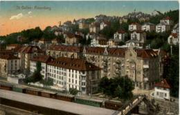 St. Gallen - Rosenberg - SG St. Gallen