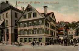 St. Gallen - Gasthaus Zum Landhaus - SG St. Gall