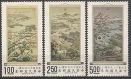 Taiwan 1971 - Quadri            (g5381) - 1945-... Repubblica Di Cina
