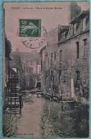 Hesdin - La Canche - Vue De La Rue Des Moulins - Hesdin