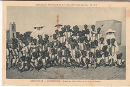 Burkina-faso - Soudan Français Et Haute-volta - Ouagadougou - Groupe De Petits élèves - Burkina Faso