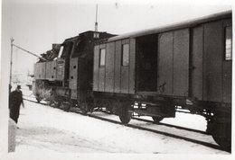 Dampflock - Zug - Trains
