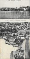 LIBAN LEBANON Beyrouth - La Baie St André - Rue De La Poste Animée - Quartier St Elie Route De Damas - 1926 - Lebanon