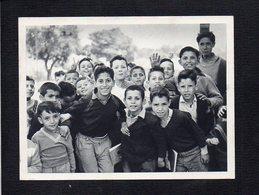 Algérie / Alger / Enfants à Alger ( Carte En F.M. Franchise Militaire ) - Algiers