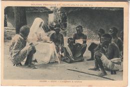 Mali - Soudan Français Et Haute-volta - Ségou - Enseignement Du Catéchisme - Mali