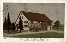 Etzikon Ötwil - Tannenhof - ZH Zurich