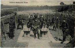 Kloten - Artillerie Waffenplatz - ZH Zurich