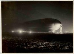 Photo Graf Zeppelin 1930 - Dirigeables