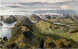 Panorama Des S Salvatore - TI Ticino