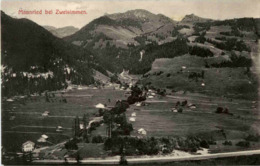 Mannried Bei Zweisimmen - BE Bern