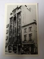 Oostende - Ostende // Hotel - Restaurant Glasgow - Langestraat 76 // 19?? Zeldzaam - Oostende