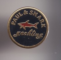 Pin's Paul & Shark Yachting  Requin Réf 7186 - Dieren