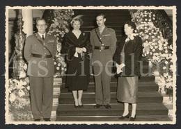 Little Postcard / ROYALTY / Luxembourg / Luxemburg / Joséphine-Charlotte De Belgique / Grand Duc Jean - Grand-Ducal Family