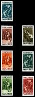 ** SARRE, N°132/38, Série De 1930, Les 7 Valeurs TB  Qualité: **  Cote: 230 Euros - Sarre