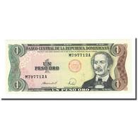 Billet, Dominican Republic, 1 Peso Oro, 1987, KM:126a, NEUF - Dominicaine