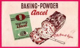 BUVARD - Baking Powder Ancel - Levure Chimique - Pâte Fine Et Légère - Alimentaire
