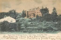 CPA USA Chapin House Botanical Gardens Smith College Northampton Massachusetts 1908 - Northampton