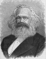 @@@ MAGNET - Karl Marx - Publicitaires