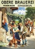 @@@ MAGNET - Obere Brauerei Einsiedeln - Publicitaires