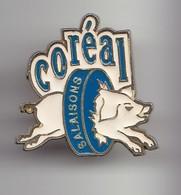 Pin's Coréal Salaisons Cochon Réf 6565 - Animaux