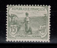YV 150 N** MNH 1ere Orphelin Bien Centré Cote 125 Euros - Neufs