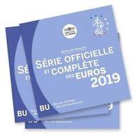 Série Officielle France 2019 En Coffret BU - France