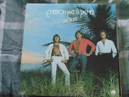 Emerson Lake & Palmer- \Love Beach - Rock