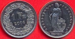 Switzerland Swiss 1 Franc 2006 XF - Suisse
