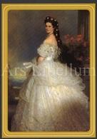 Large Postcard / ROYALTY / Kaiserin Elisabeth Von Österreich / Winterhalter, 1865 / Unused - Familles Royales